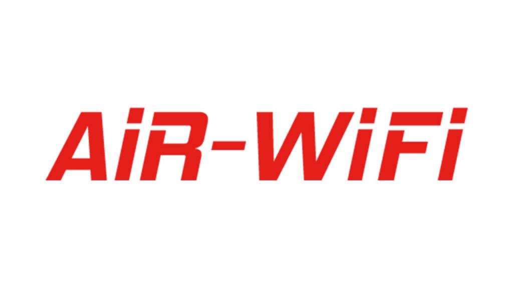 air-wifiのロゴ